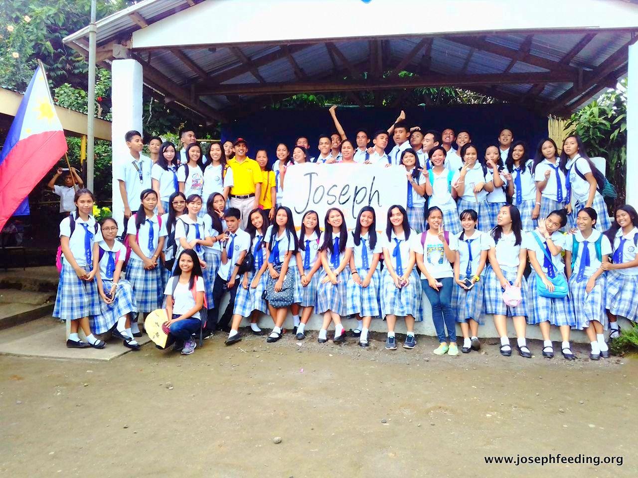 Regional Outreach: Nutrition Month @ Malabnig Elementary School