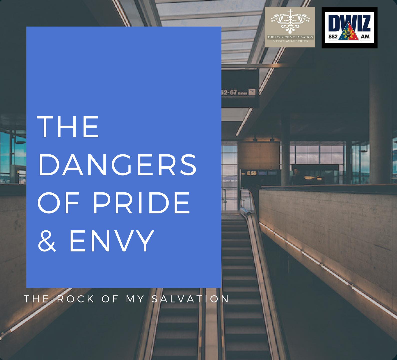 Radio: The Dangers of Pride & Envy 2