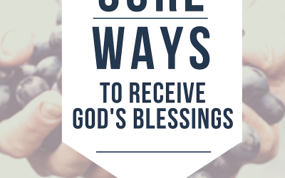 Radio: Sure Ways to Receive God's Blessings 3