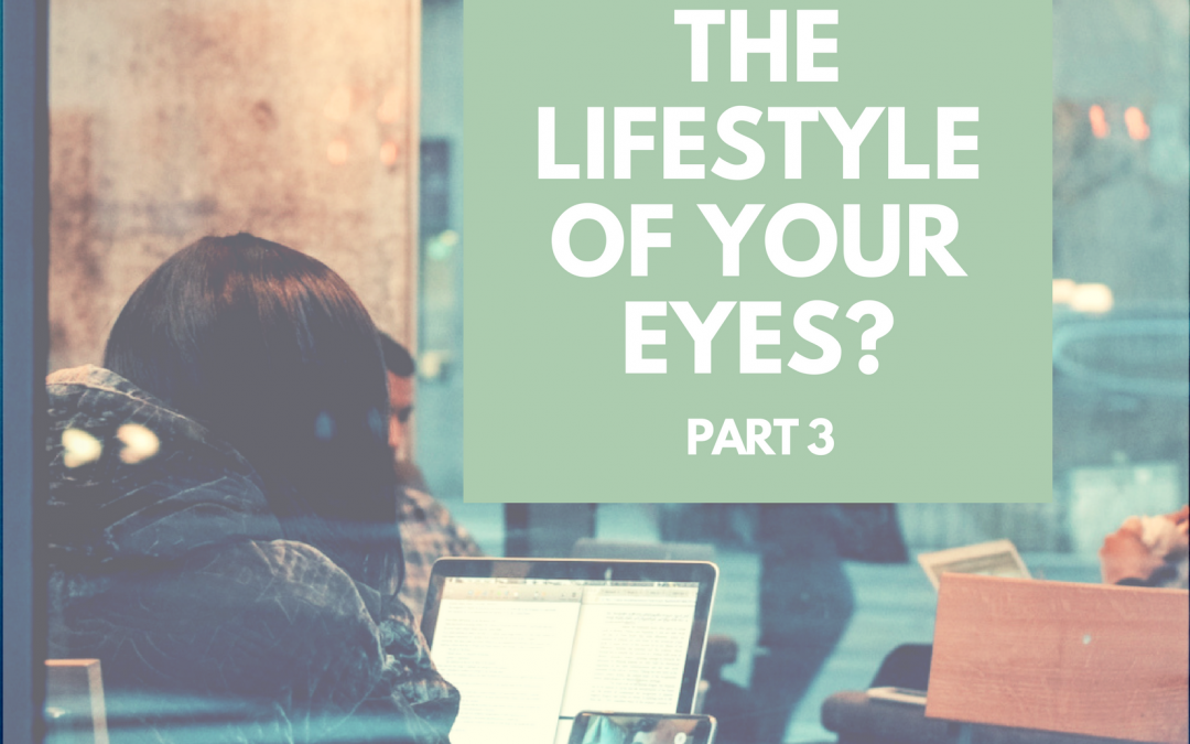 Radio: What is the Lifestyle of Your Eyes Part 3