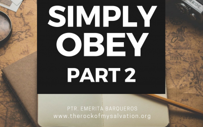 Radio: Simply Obey Part 2