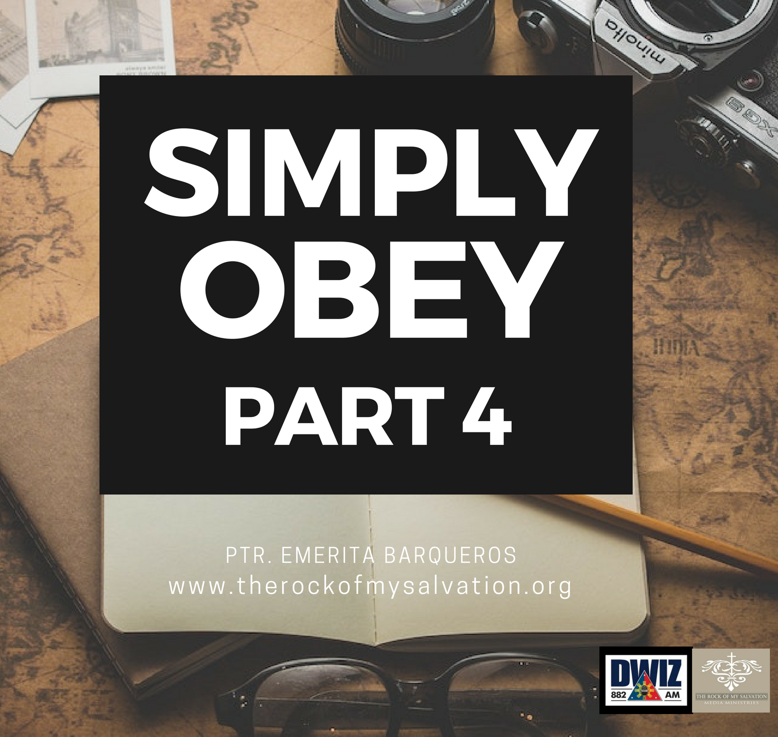 Radio: Simply Obey Part 3
