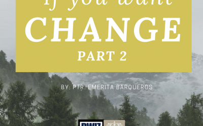 Radio: If You Want Change Part 2