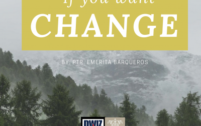 Radio: If You Want Change-Part 1