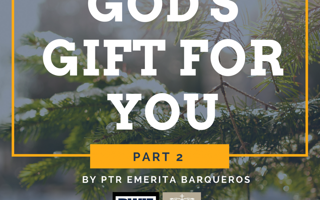 Radio: God's Gift For You Part 2