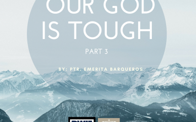 Radio: Our God is Tough Part 3