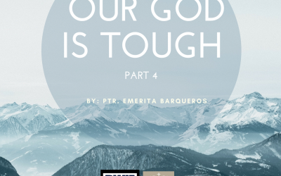 Radio: Our God is Tough Part 4