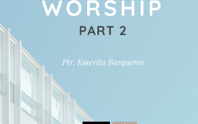 Radio: Major In Worship Part 2