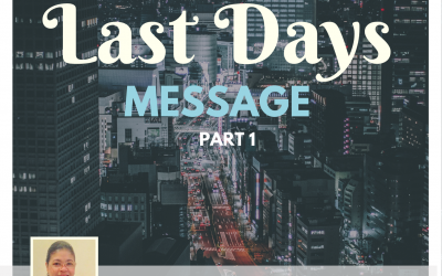 Radio: Last Days Message Part 1