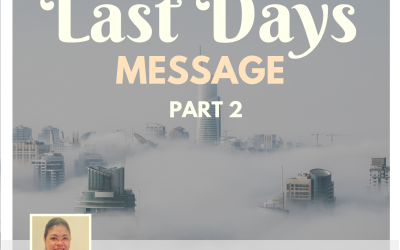 Radio: Last Days Message Part 2