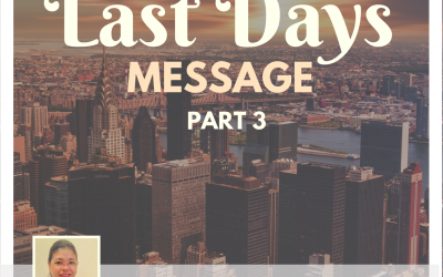 Radio: Last Days Message Part 3