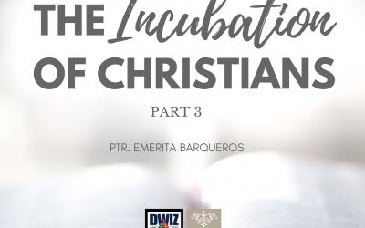 Radio: The Incubation of Christians 3