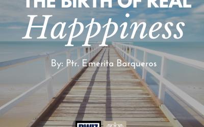 Radio: The Birth of Real Happiness