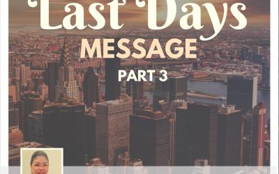 Radio: Last Days Message Part 3